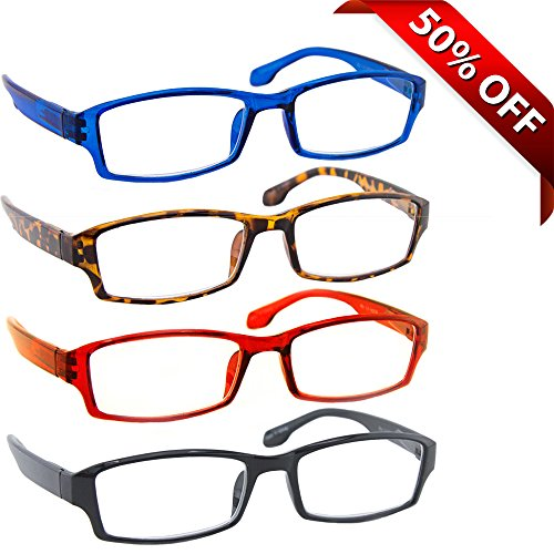 reading-glasses-best-4-pack-blue-tortoise-red-black-for-men-women-have-a-stylish-look-crystal-clear-
