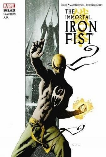The Immortal Iron Fist Omnibus (Iron Fist Omnibus)