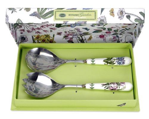 Portmeirion Botanic Garden Salad Server Set