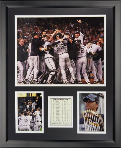 - Legends Never Die 2005 Chicago White Sox Framed Photo Collage, 16