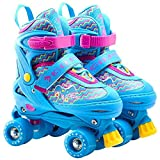 High qulity Children Roller Skates Shoes Comfortable and Soft Shoes with Size S Breathable and Wearable Skate Shoes
