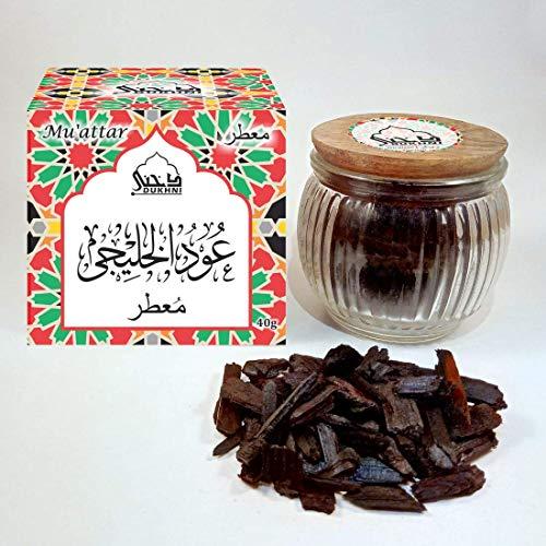 Dukhni Oudh Muattar Bakhoor - Oud Al Khaleeji (40g)