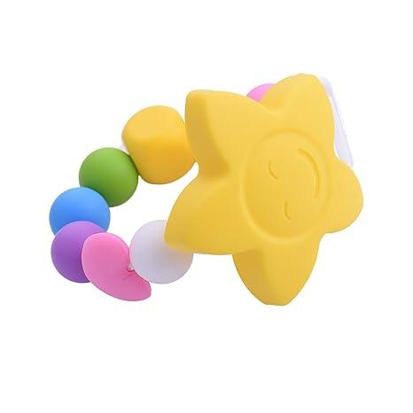 HimanJie Alimenticia BPA-libre bebé Clip mordedor juguetes ...