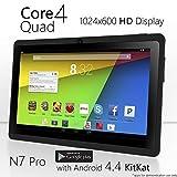 NeuTab N7 Pro 7'' Quad Core Google Android 4.4 KitKat Tablet - Black