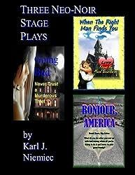 Three Neo-Noir Stage Plays: Based on the Screenplays (Volume 1) by Niemiec, Karl J. (2012) Paperback