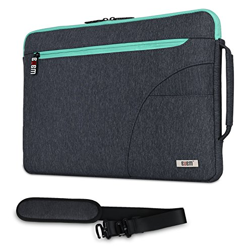 BUBM Laptop Shoulder Bag Compatible with 14 15 Inch ThinkPad Apple Acer Chromebook 14 HP Pavilion Stream 14 Lenovo Dell ASUS