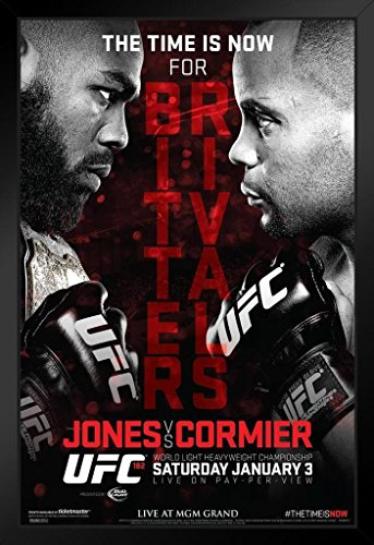 Pyramid America Official UFC 181 Jon Jones vs Daniel for sale  Delivered anywhere in USA
