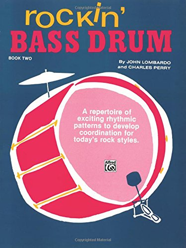 Rock Vintage Bass Drum - 5