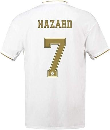 Camiseta de fútbol para Hombre del Real Madrid 2019-2020 ...