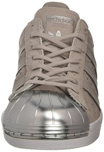 adidas Superstar 80s Metal Toe W Calzado 7,0 grey/silver