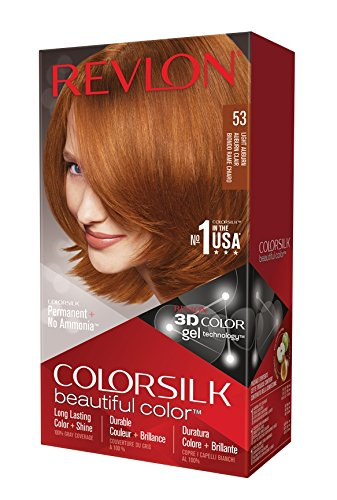 Revlon Colorsilk Haircolor Auburn Ounces