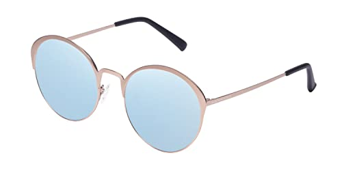 Hawkers Gold Blue Chrome Fairfax , Gafas de Sol, Dorado/Azul