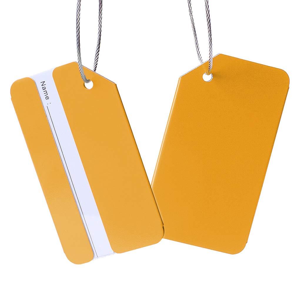 OrgaWise Luggage Cover et /Étiquette de Housse Valise Elastique M, L pour Valise de 22 /à 28 Pouces