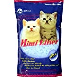 Mimi Pet Cat Litter Silica Gel Crystals (4 BAGS) Ultra Absorbent & Lightweight, 4Lbs ea = 16 Lbs Total