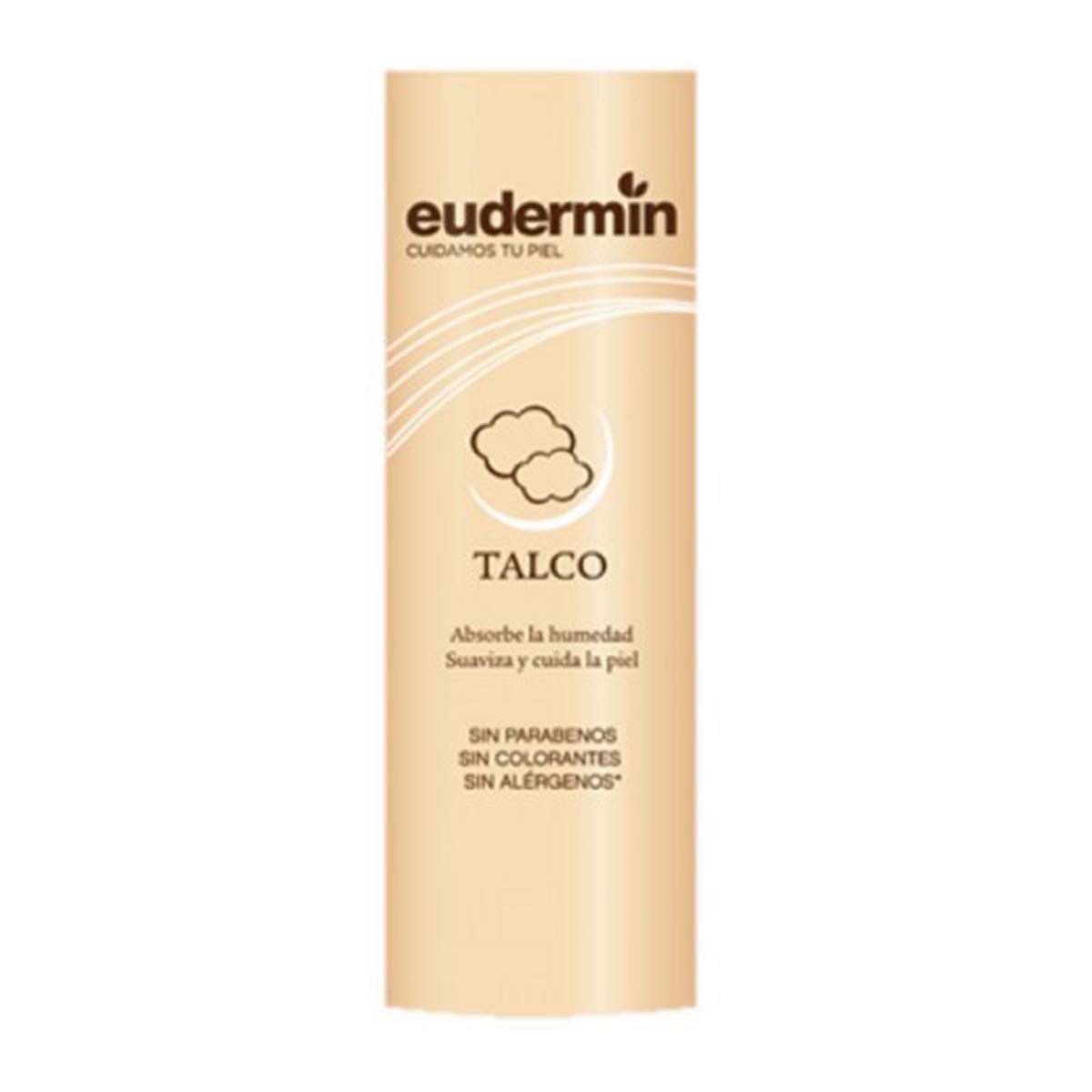 Eudermin Talco Poudre de Talc 8411014101232