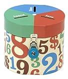 Mudpuppy Numbers Money Bank