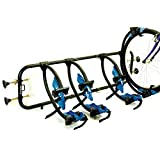 Heininger Advantage SportsRack BedRack Elite 4 Bike Carrier Truck Bed Rack
