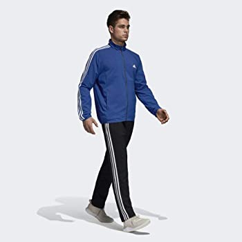 adidas WV Light TS Chándal, Hombre, Azul/Blanco (tinmis), 180 ...