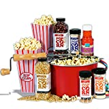 Popcorn Lovers/Night At The Movies Gift Basket Classic