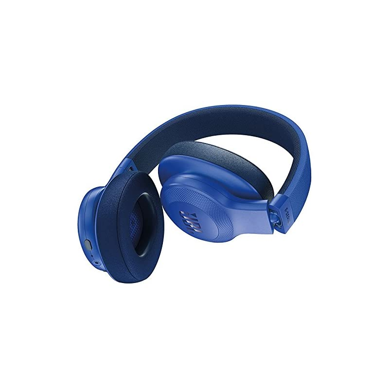 JBL Blue Headphone (E55BT)