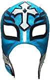 Deportes Martinez Rey Mysterio Professional Lucha Libre Mask Adult Size Blue WIth Hologram