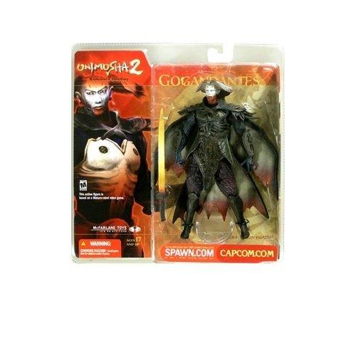 Onimusha 2 Gogandantes Action Figure