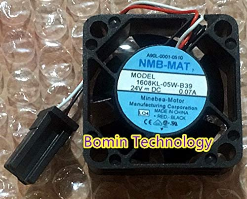 Bomin Technology for NMB-MAT 608KL-05W-B39 24V 0.07A 4CM Fanuc Cooling Fan