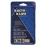 X-ACTO Boston #11 Bulk Pack Blades for X-Acto Knives, 500 per Box