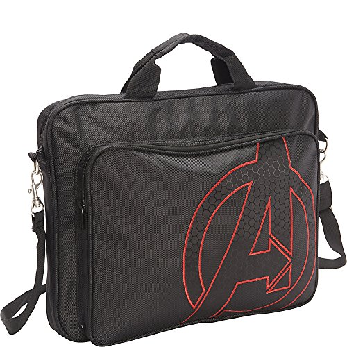 Marvel Avengers Laptop Messenger (Black)