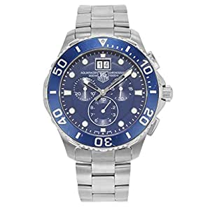 Tag Heuer Aquaracer Quartz Male Watch CAN1011.BA0821 (Certified Pre-Owned)