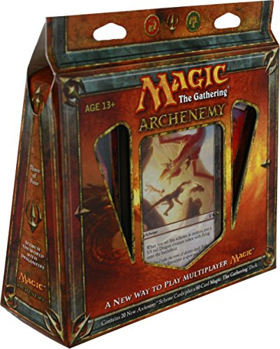 - Magic Archenemy Scorch The World With Dragonfire