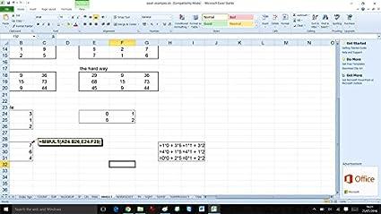Microsoft Office 2010 Starter for Windows 10, 8, 7 [Word 2010 & Excel 2010  Starter]