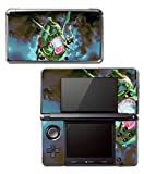 Omega Ruby Alpha Sapphire Primal Rayquaza Video Game Vinyl Decal Skin Sticker Cover for Original Nintendo 3DS System