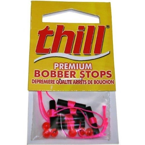 - Thill BS026 Americas FavoriteBobber Stop/Bead, Hot Pink, 6-Pack