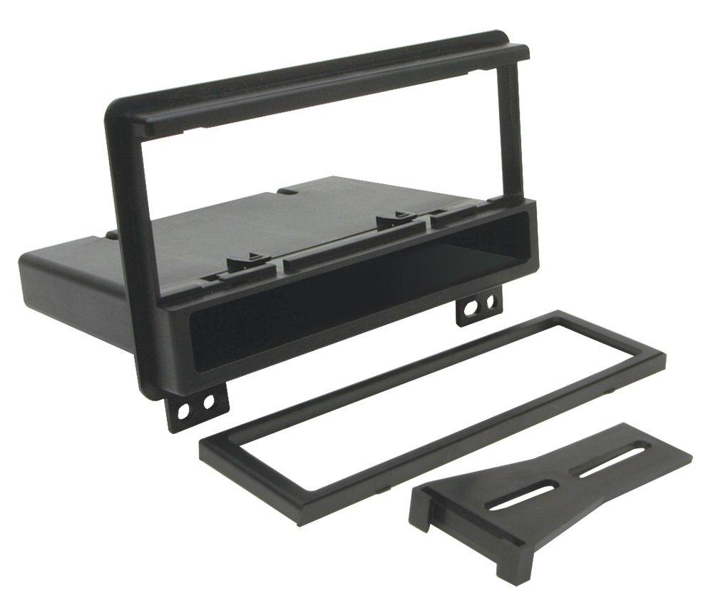 Amazon.com: Scosche FD1422B Single DIN Installation Dash Kit for ...