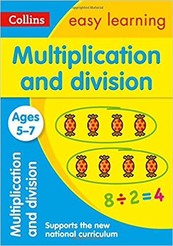 Download online Collins Easy Learning Age 5-7 — Multiplication and Division Ages 5-7: New Edition PDF, azw (Kindle), ePub, doc, mobi
