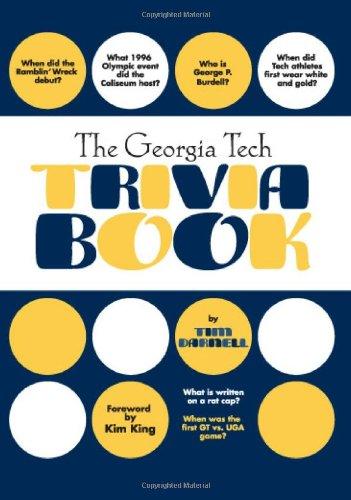 Georgia Tech Trivia Book ebook