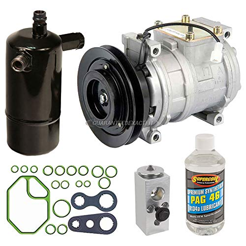 AC Compressor w/A/C Repair Kit For Dodge Neon & Plymouth Neon 1995 - BuyAutoParts 60-80345RK New ()