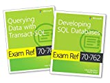 img - for MCSA SQL Server 2016 Database Development Exam Ref 2-pack: Exam Refs 70-761 and 70-762 book / textbook / text book