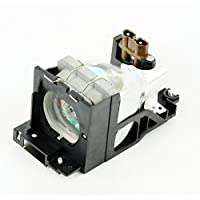A.Shine TLPLV3 Replacement Projector Lamp Bulb with Housing HS130Watt 2500Hour(s) for TOSHIBA TLP-S10 TLP-S10D TLP-S10U