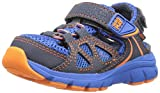 Stride Rite Made 2 Play Scout Water Shoe, Navy/Royal, 5.5 W US Toddler