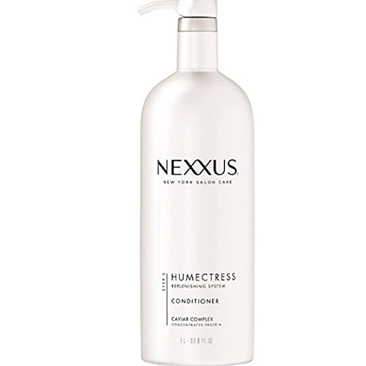Nexxus Conditioner with Pump, Humectress Replenishing System 33.8 oz