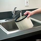 Multi-Fit Wet Dry Vac Filter VF2007 Standard Wet