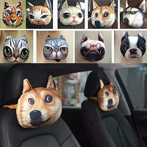 aa-2pcs-cute-animal-doll-series-auto-car-neck-rest-cushion-headrest-pillow-mat-new