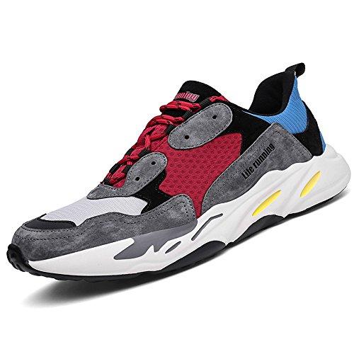 十分です見る人スタイルランニングシューズ スニーカー 人気 運動靴 メンズ レディース ウォーキング 軽量 通気