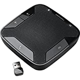 Plantronics Calisto 620 Bluetooth Speakerphone - Retail Packaging - Black