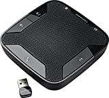 Plantronics Calisto 620 Bluetooth Speakerphone - Retail Packaging - Black