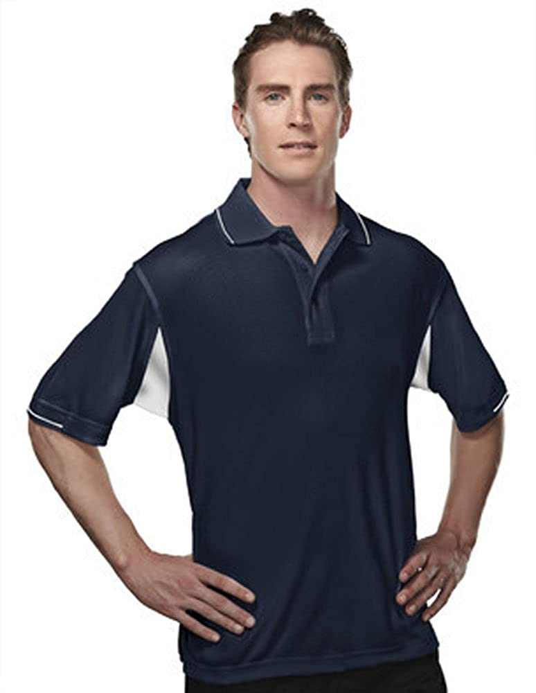 Tri-Mountain Performance Mens 118 Action S//S Polo Shirt