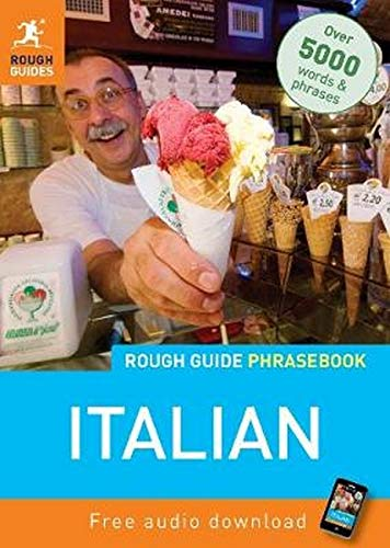 Rough Guide Italian Phrasebook (Rough Guides Phrasebooks)...