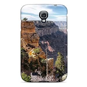 Tough Galaxy Jqn1501qdMn Case Cover/ Case For Galaxy S4(wonderful Canyon)